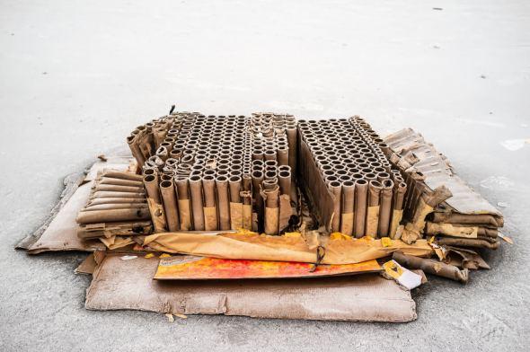 Arbeidsongeschikt na ontploffing van zelf gemaakt vuurwerk. Recht op loon?