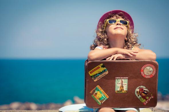Waar moet je aan denken als je gescheiden bent en met je kinderen op vakantie gaat?